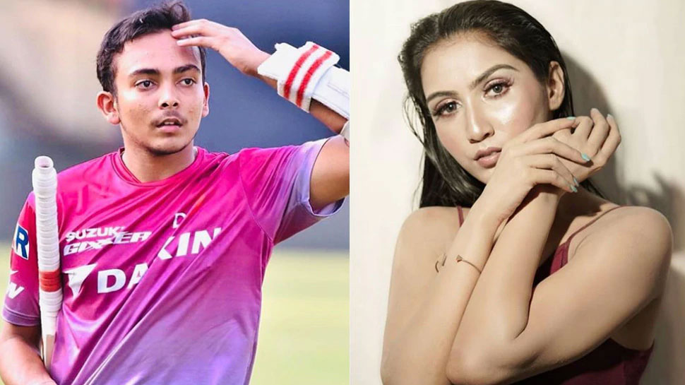 Prithvi Shaw turns 21, Is he dating with Prachi Singh, 10 facts about his life