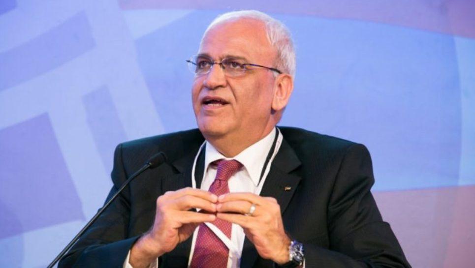 लंबे समय तक फलस्तीन के प्रवक्ता रहे साइब अरीकात का निधन