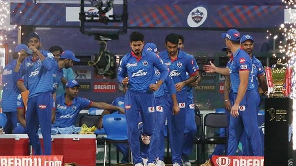 Delhi Capitals runner up IPL 2020