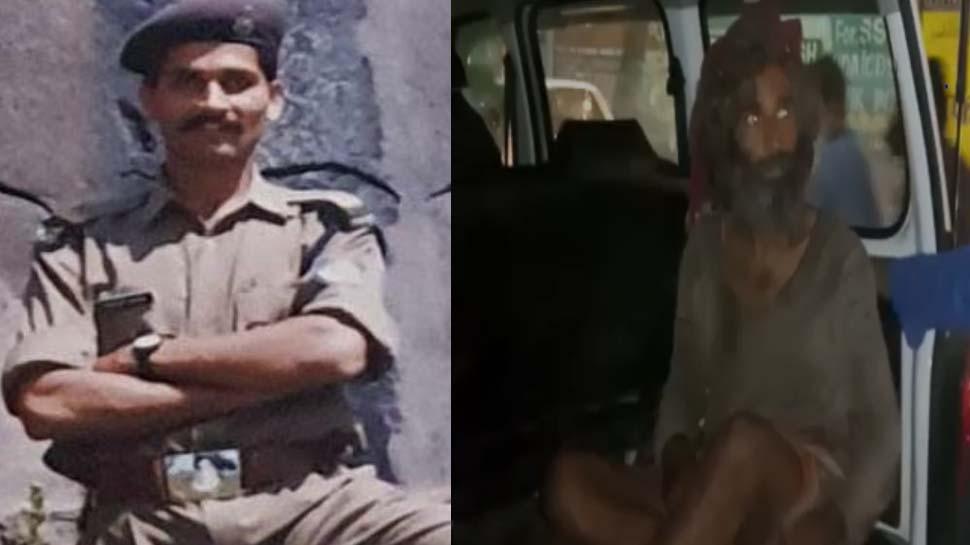 भिखारी पर दया दिखाकर पुलिस अफसरों ने दिए जूते-जैकेट, वो उनका बैचमैट निकला..!!