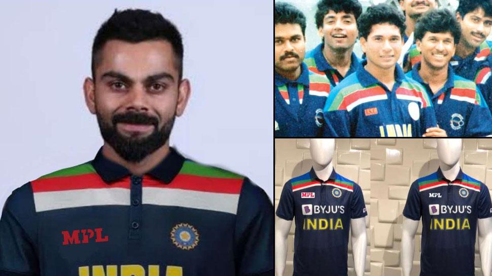 AUS के खिलाफ पुरानी जर्सी में दिखेगी टीम इंडिया? वर्ल्ड कप 1992 की यादें होंगी ताजा!
