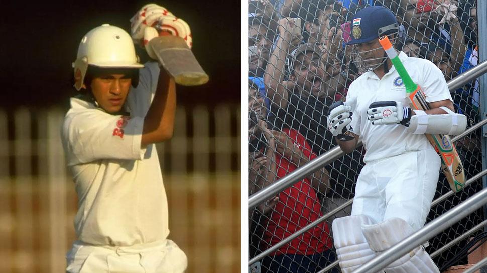 सचिन तेंदुलकर ने PAK के खिलाफ आज ही खेला था पहला इंटरनेशनल मैच, बनाए थे इतने रन