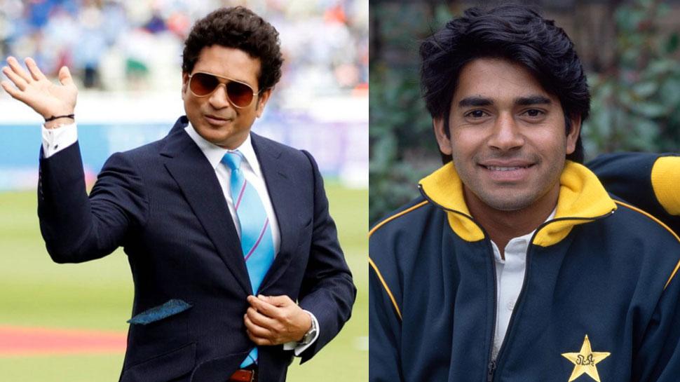 भारत के खिलाफ मैच में 7 विकेट लेने वाले PAK गेंदबाज ने सचिन की शान में पढ़े कसीदे