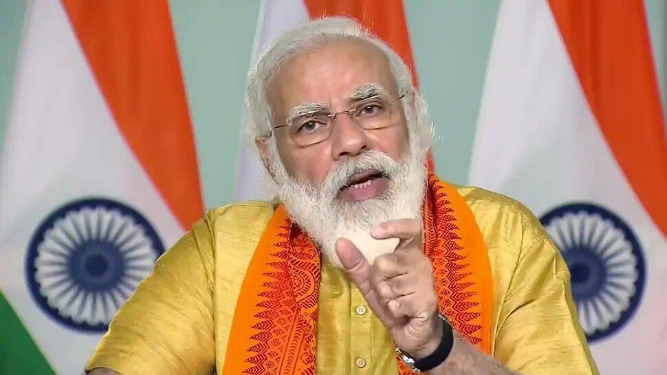 'वोकल फॉर लोकल' को लोकप्रिय बनाने के PM मोदी के आह्वान को मिला संत समाज का समर्थन
