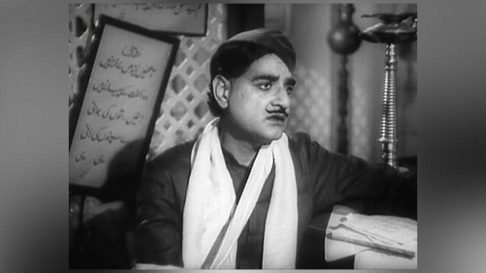K. L. Sehgal First devdas of Hindi Movies