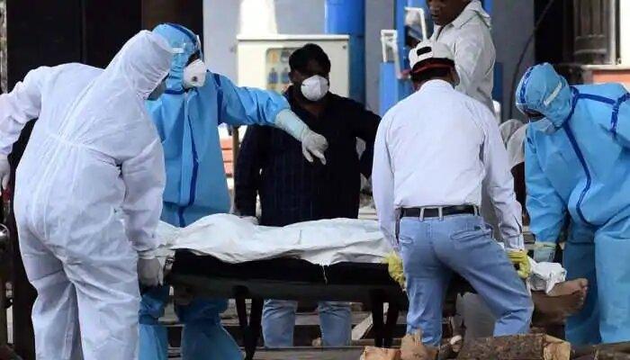 भारत में COVID-19 से एक दिन में हुई मौतों में से 22.39% दिल्ली में हुई: स्वास्थ्य मंत्रालय