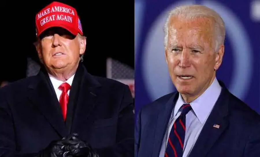 Georgia में Donald Trump को झटका, रीकाउंटिंग में Joe Biden को मिली जीत