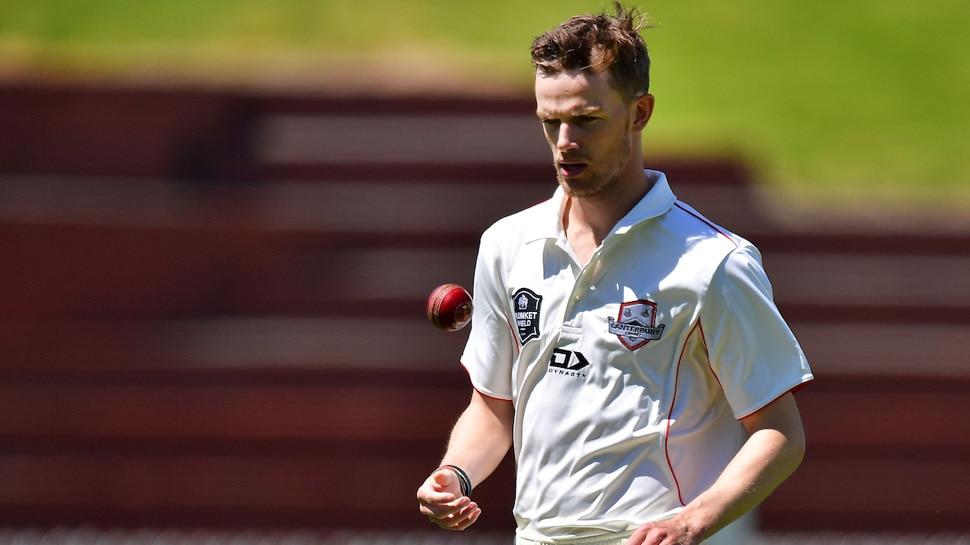 न्यूजीलैंड के 24 साल के क्रिकेटर को हुआ कैंसर, दांव पर लग गया करियर