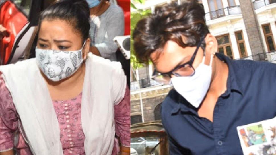 Drug Case: NCB ने Bharti singh के पति Harsh पर दागे ये 10 सवाल, रातभर चली पूछताछ