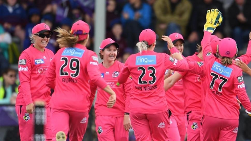 Cricket Australia ने Sydney Sixers टीम पर लगाया 25 हजार डॉलर का जुर्माना, जानिए वजह