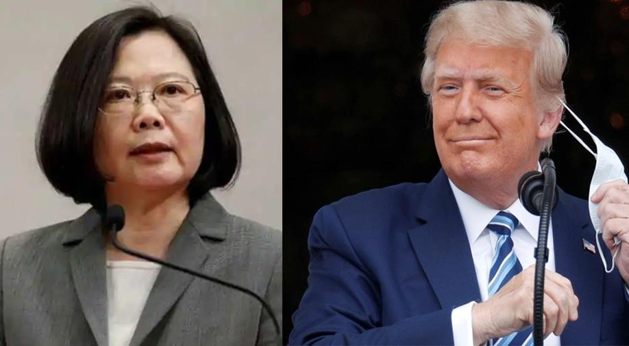 Taiwan ने अमेरिका से अच्छे रिश्तों की आस में उठाया यह कदम, 'घर' में ही विरोध शुरू