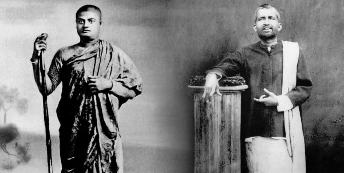 महान शिष्य विवेकानंद का गुरु रामकृष्ण परमहंस से भेंट का अलौकिक संयोग