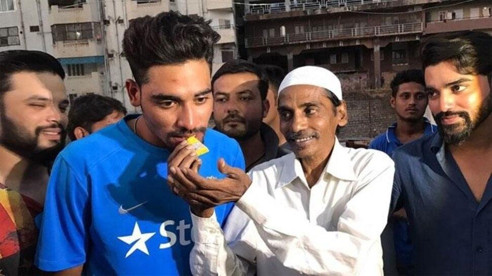 लगातार रो रहे हैं मोहम्मद सिराज, कहा 'AUS के खिलाफ टेस्ट सीरीज जीतकर पिता को दूंगा श्रद्धांजलि'