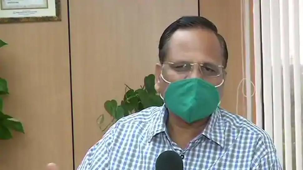दिल्ली में क्यों बढ़ रहा है Covid19 से मौत का आंकड़ा, स्वास्थ्य मंत्री ने बताई वजह