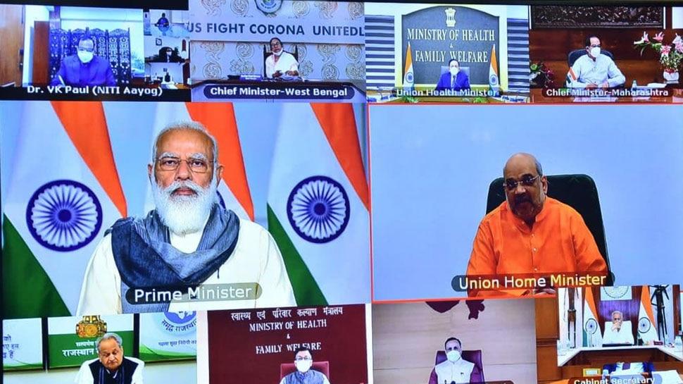Corona  पर पीएम Narendra Modi ने संभाली कमान, Arvind kejriwal ने की ये मांग