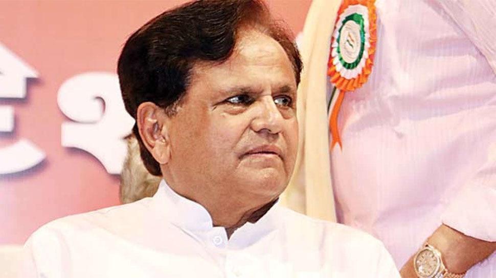 Congress के वरिष्ठ नेता Ahmed Patel का निधन, एक महीने पहले हुआ था Corona