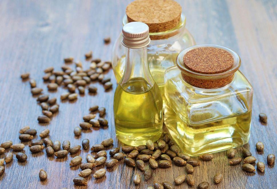 Castor Oil and Vitamin E Oil
