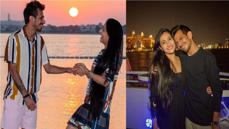 Chahal ने फोटो शेयर कर Dhanashree के लिए लिखा मैसेज, मिला मजेदार जवाब