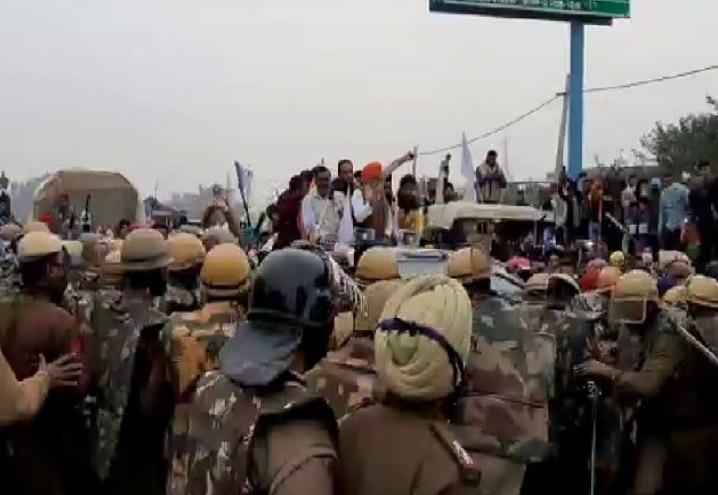 Khaskhabar/किसान के आंदोलन के कारण लोगों को खासी दिक्कतों का सामना