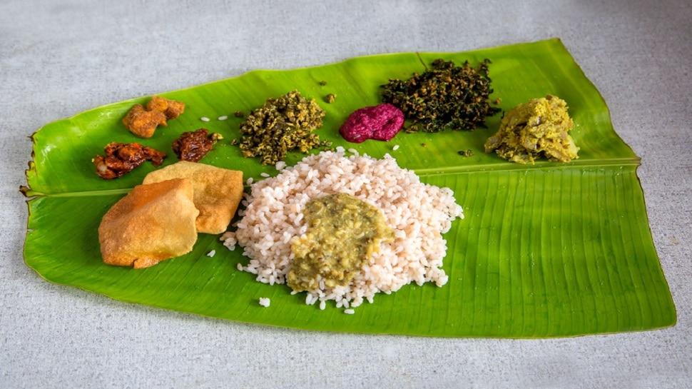 South India में आज भी लोग केले के पत्तों पर खाते हैं खाना, जानिए इसके चमत्कारी गुण