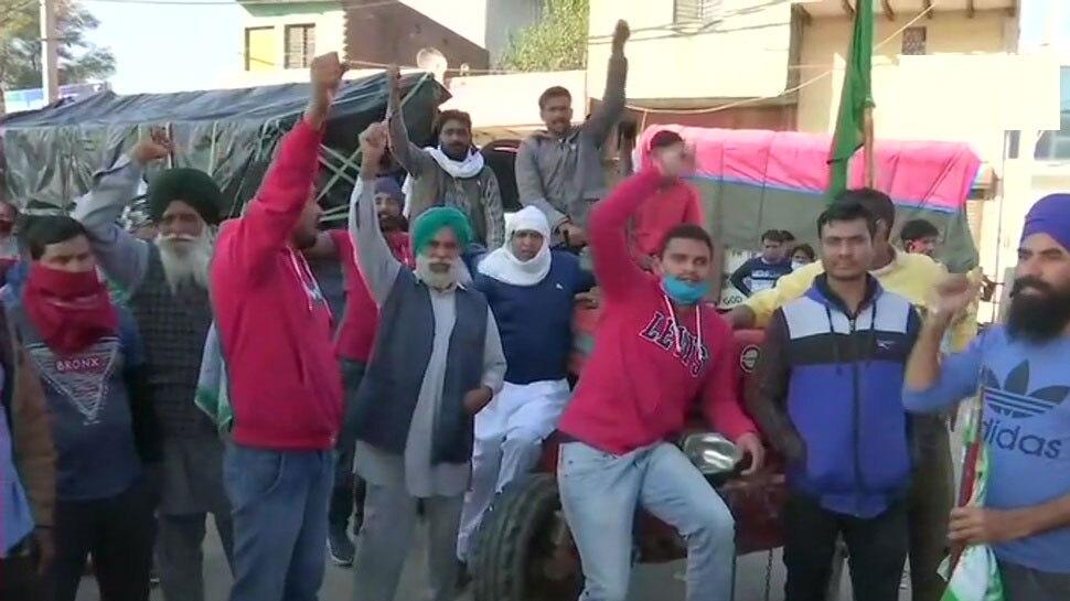 Farmers Protest: किसानों को मिली बुराड़ी के निरंकारी मैदान में प्रदर्शन की इजाजत
