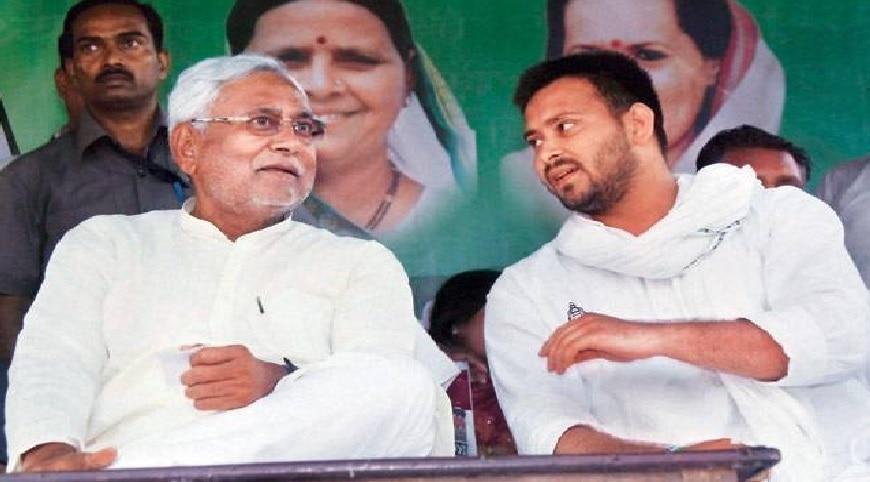 Bihar Politics: तेजस्वी यादव और नीतीश की जुबानी लड़ाई में BJP की एंट्री