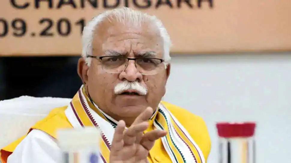Farmers Protest: हरियाणा के CM का बड़ा बयान, 'मेरा फोन नहीं उठा रहे कैप्टन अमरिंदर सिंह'