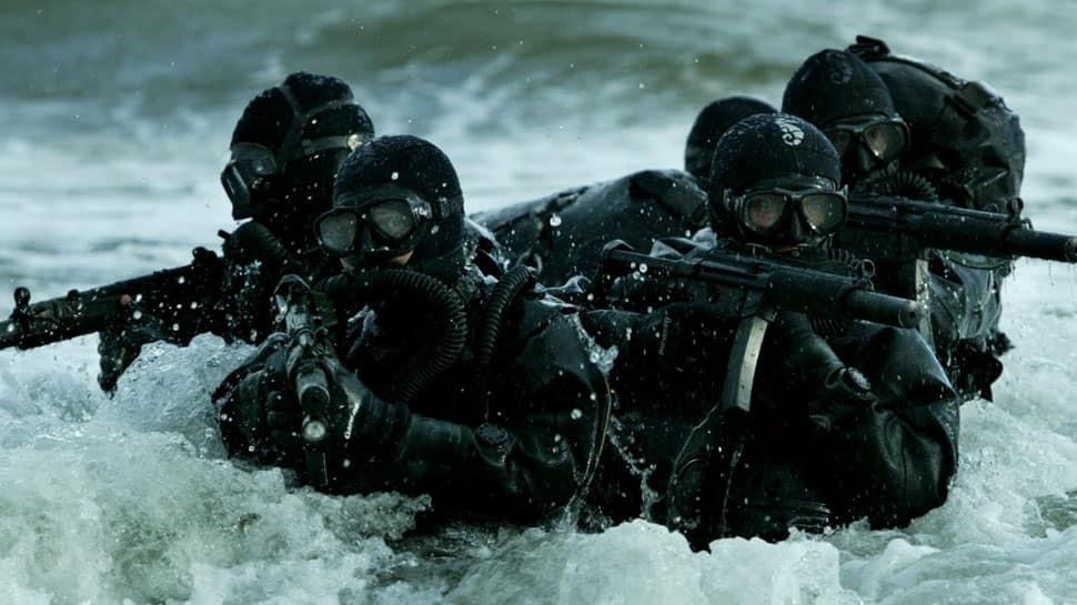 गरुड़ और पैरा कमांडो के बाद सीमा पर हुई MARCOS कमांडो की तैनाती, जानिए क्यों