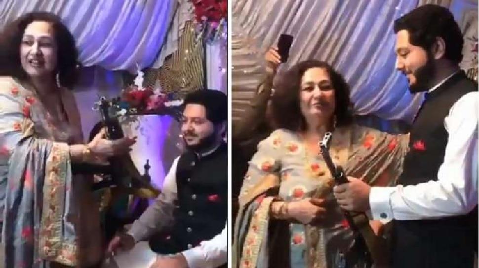 Pakistan: दूल्हे को 'सास' ने दिया ऐसा तोहफा, Video देखकर उड़ जाएंगे होश