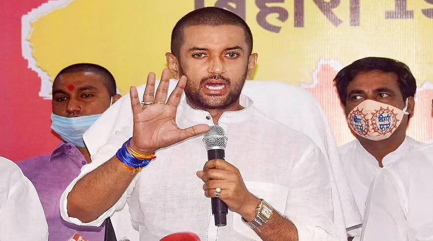 रामविलास पासवान की सीट से Sushil Modi के राज्यसभा जाने पर चिराग की प्रतिक्रिया
