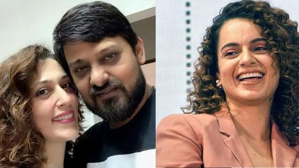 Wazid Khan की पत्नी के आरोपों पर Kangana Ranaut ने दिया ऐसा रिएक्शन, PMO से पूछा सवाल