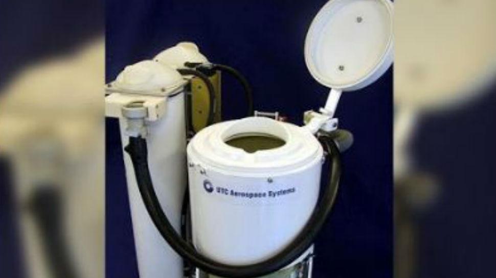 Nasa Toilet Cost