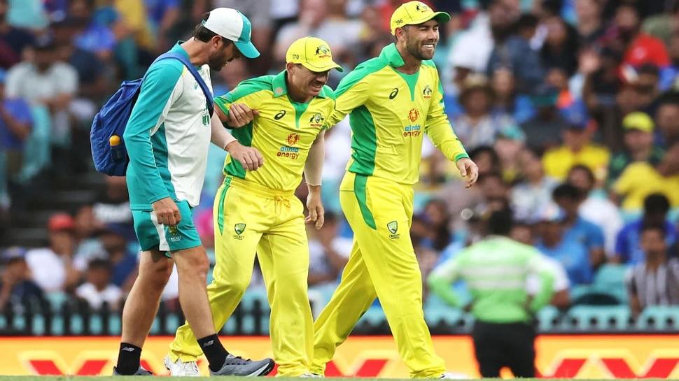 India vs Australia: Coach Justin Langer said, David Warner injury an  opportunity for other Players | David Warner की रिकवरी को लेकर सस्पेंस  बरकरार, कोच Justin Langer ने कही ये बात |