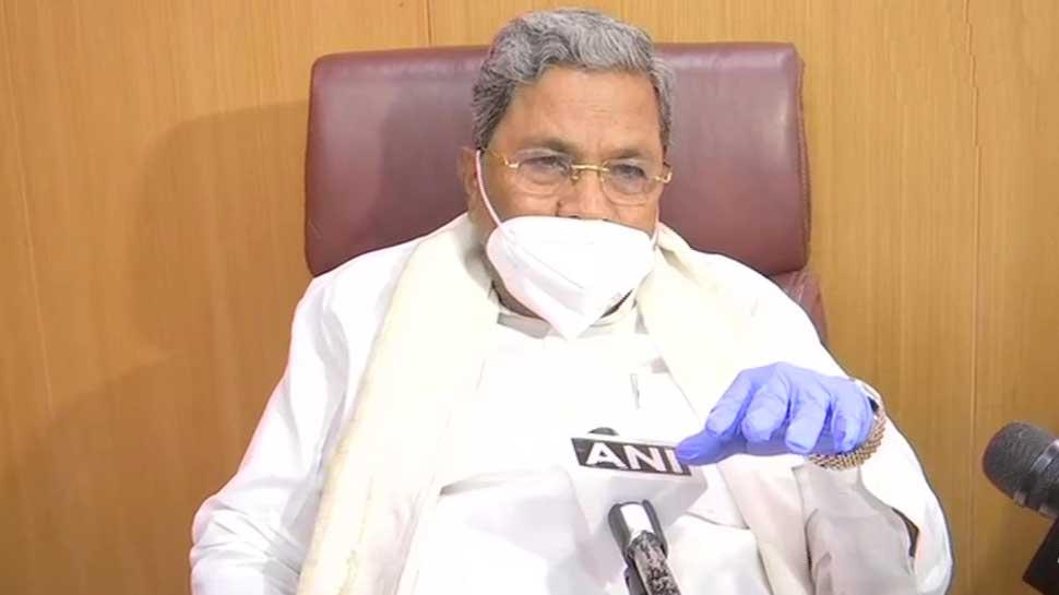कर्नाटक: गौ हत्या विरोधी बिल पर बौखलाई कांग्रेस, सिद्धारमैया बोले- RSS ने किया है तैयार