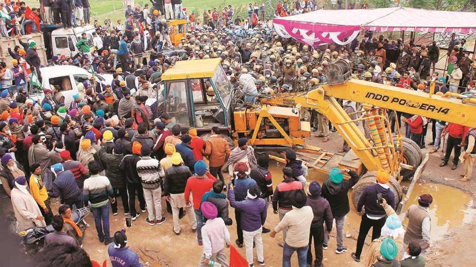 Farmers Protest: किसानों-सरकार के बीच बैठक रही बेनतीजा, दिल्ली आने-जाने वाले इन रास्तों से बचें