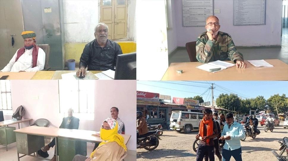 अधिकारी-कर्मचारी हुए बेशर्म और लापरवाह, सीएम गहलोत के अभियान पर लगा रहे पलीता