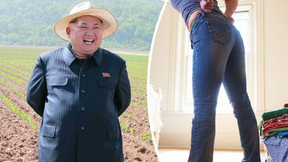 Ban on Wearing Blue Jeans in North Korea
