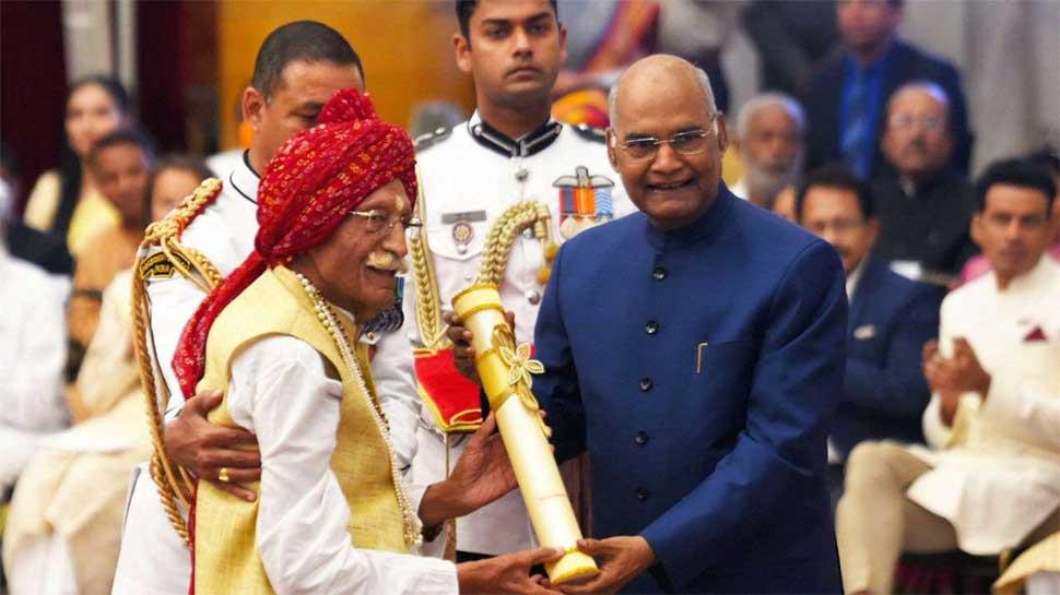 व्यापार और उद्योग खाद्य प्रसंस्करण के क्षेत्र में बेहतर योगदान देने के लिए राष्ट्रपति रामनाथ कोविंद (Ram Nath Kovind) ने पिछले साल महाशय धर्मपाल गुलाटी (Dharampal Gulati) को पद्मविभूषण से सम्मानित किया था
