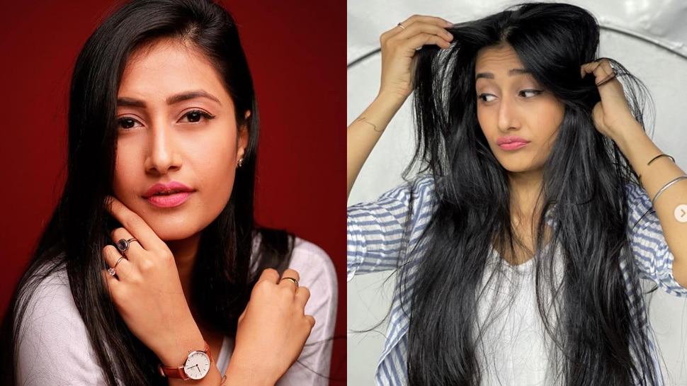 Winters में Dhanashree Verma हैं अपनी जुल्फों से परेशान, Instagram पर छलका दर्द
