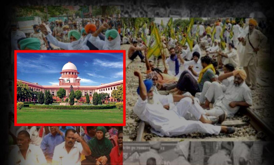 Farmer Protest: सुप्रीम कोर्ट पहुंचा किसान आंदोलन, जानिए वजह