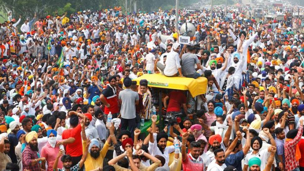 Farmers Protest: किसानों का बड़ा ऐलान- 8 तारीख को भारत बंद, नहीं हटेंगे पीछे