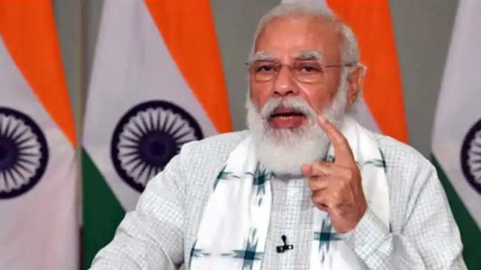 जब PM ने चुटकी लेते हुए इस नेता से कहा- 'कहीं लोग ये न कह दें कि मोदी ने आपकी आवाज दबा दी'