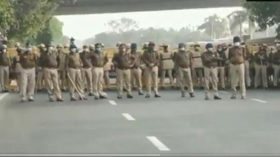 Farmers Protest: जानिए दिल्ली आने-जाने के लिए कौन-से बॉर्डर बंद हैं, कहां से हो रही एंट्री