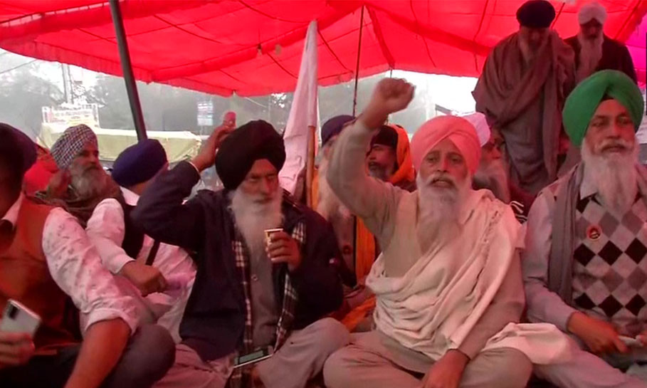 Farmers Protest LIVE: आंदोलन का आज 12वां दिन, भारत बंद में शामिल नहीं होगा Bhartiya Kisan Sangh