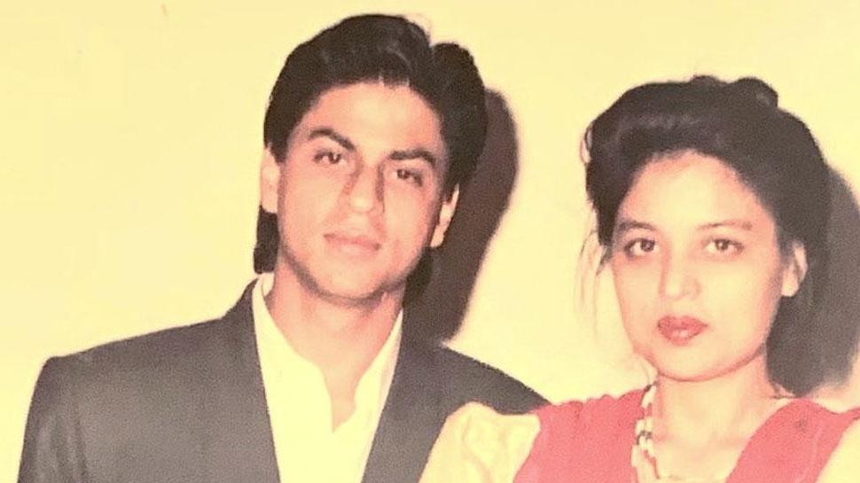 आपने पहले कभी नहीं देखी होगी Shahrukh Khan की बहन के साथ ये Photo