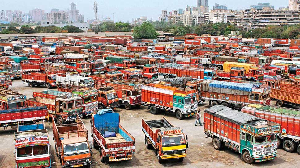 Transport stopped in Punjab-Haryana