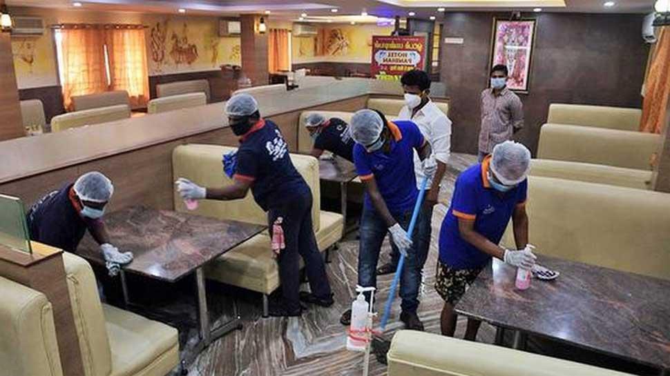 Hotel-restaurant closed in Punjab