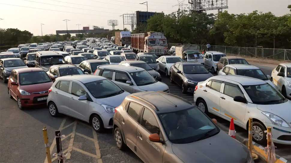 Avoid going on these routes in Delhi