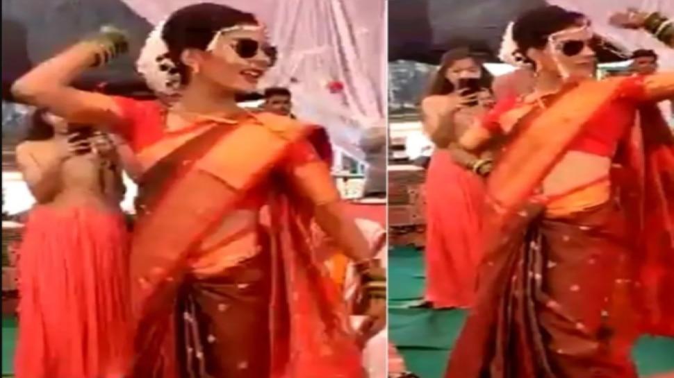 Bride Entry Dance: 'मेरे सैयां सुपरस्टार' गाने के साथ दुल्हन की धमाकेदार एंट्री, डांस देख दूल्हे राजा भी हुए गदगद