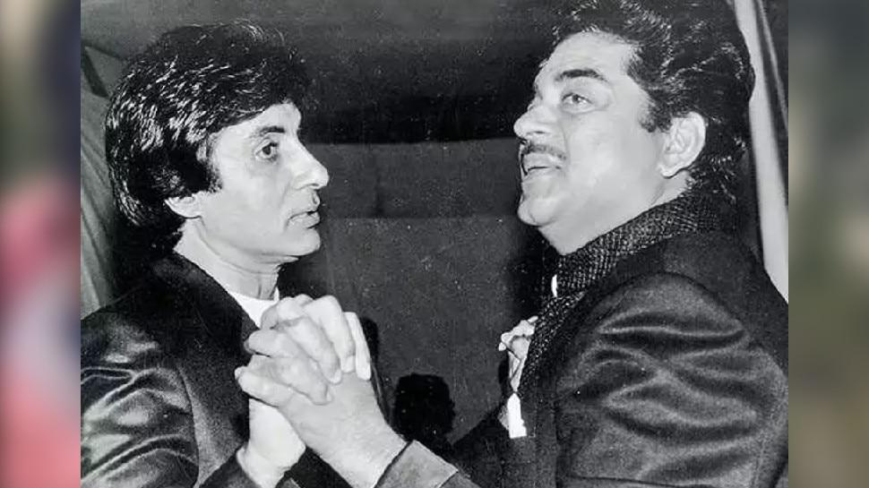 Amitabh Bachchan Shatrughan Sinha